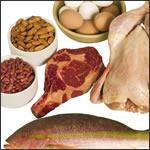 vægttab og protein